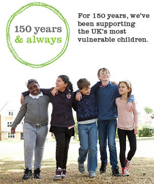 barnardos charity partner