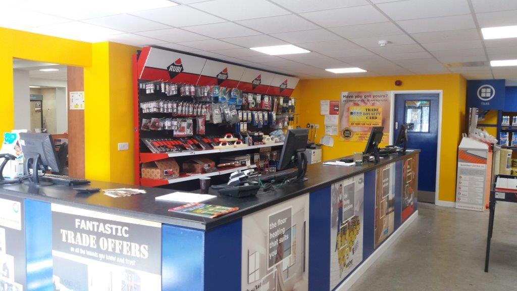 stockton trade centre