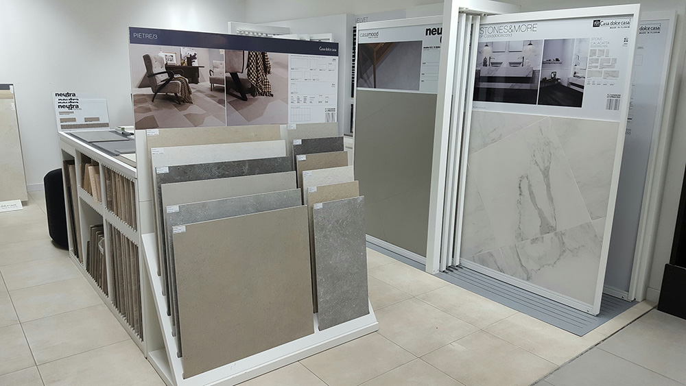 ctd woking tile display