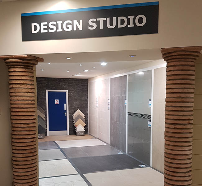 Ashford Design Studio Entrance