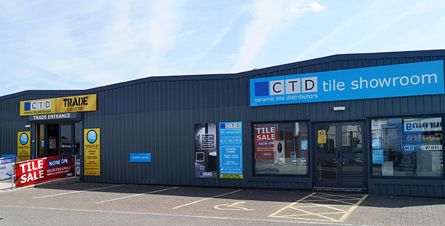 CTD Blackpool Showroom and Trade Centre