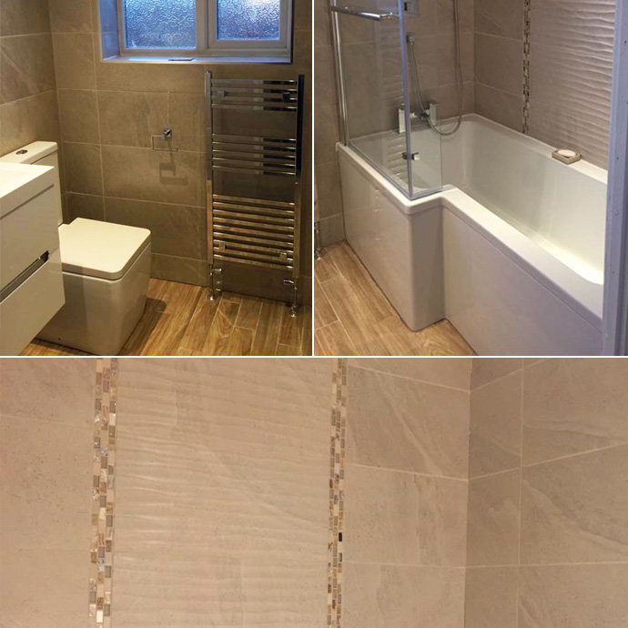 CTD Bristol Customer Bathroom