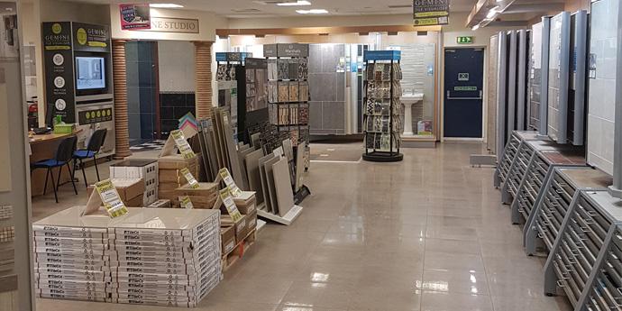 CTD Ashford Tile Displays