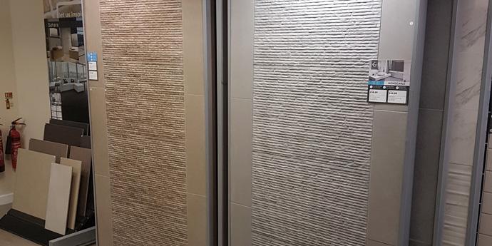 CTD Ashford Tile Dislays