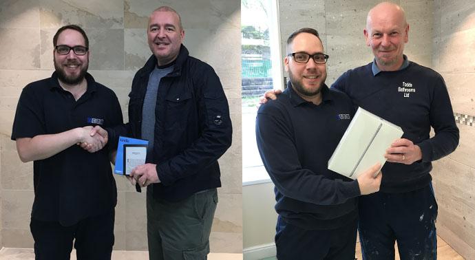 CTD Carlisle Trade Event Winners