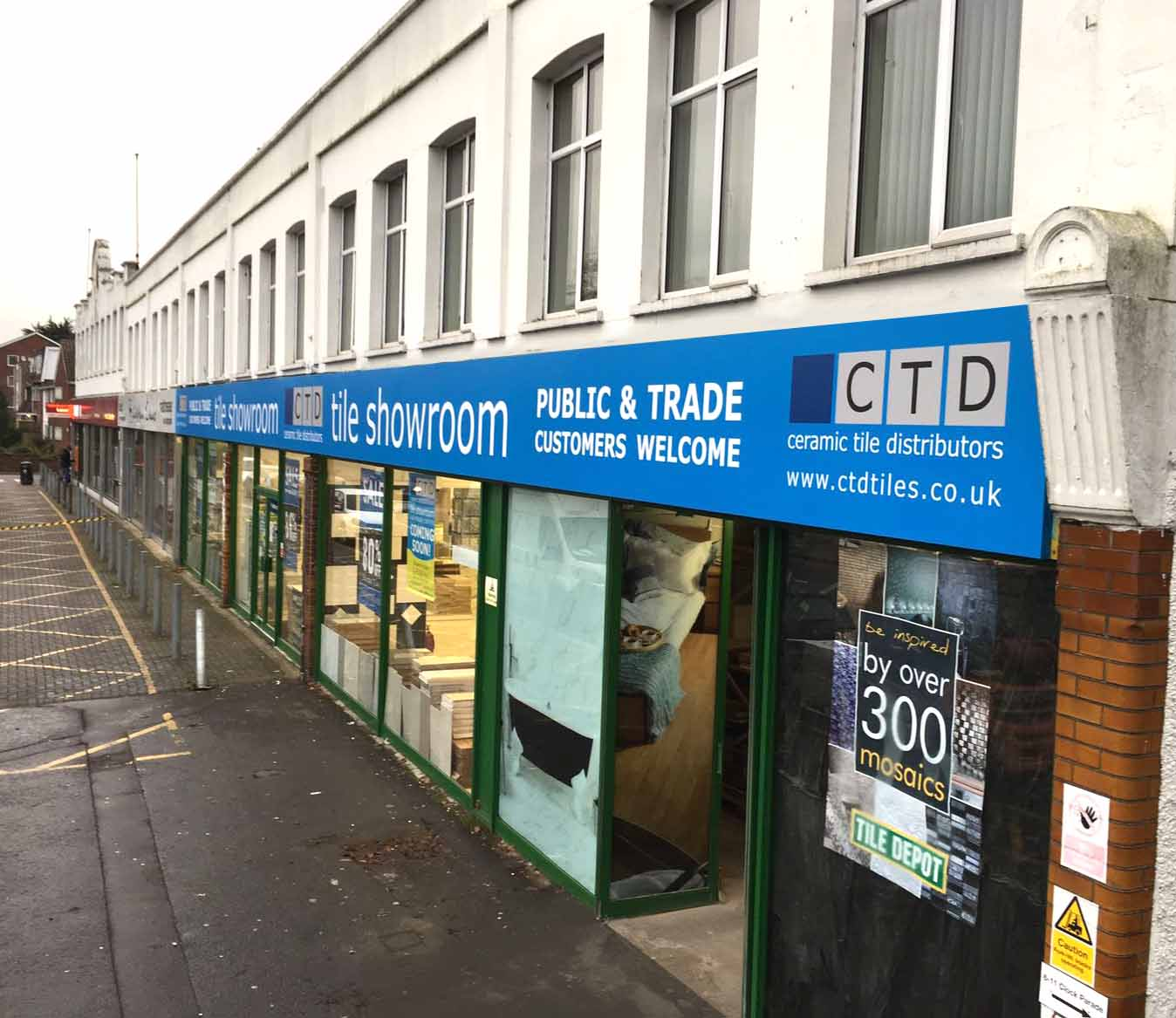 Tiles enfield tile shop trade centre ctd tiles ctd enfield showroom dailygadgetfo Images