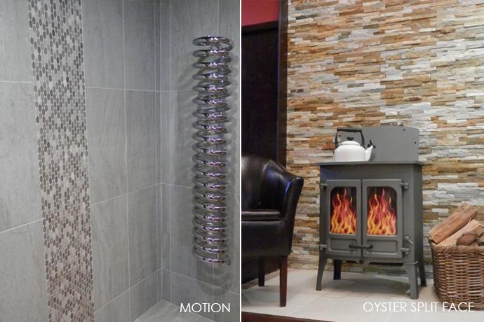farnham tile displays