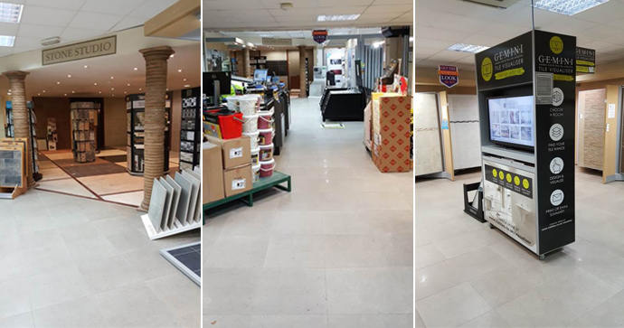 tile showroom Harrogate