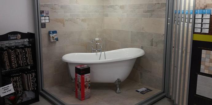 CTD Norwich Wlll & Floor Tile Showroom