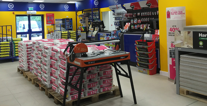 CTD Shrewsbury Trade Counter