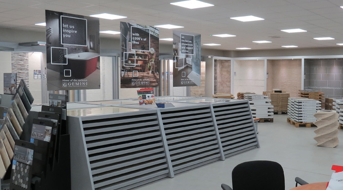CTD Wembley Tile Showroom