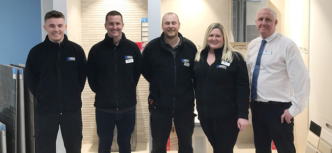 CTD Cardiff Tile Showroom & Trade Centre Staff