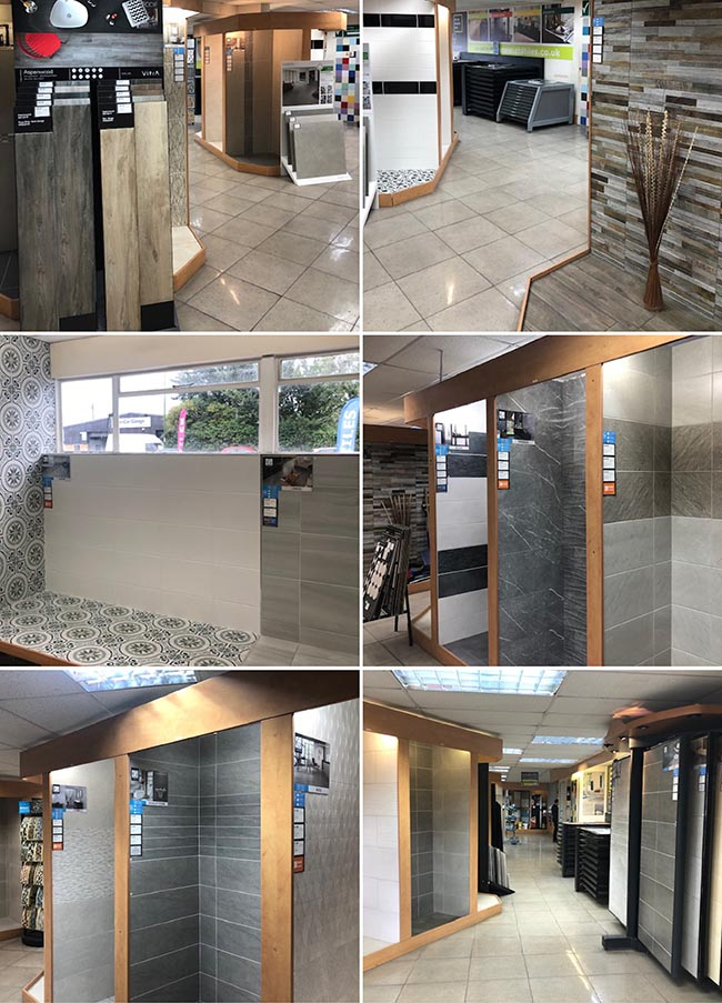 CTD Chichester Tile Showroom