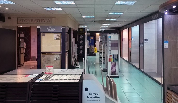 Darlington Tile Showroom 2