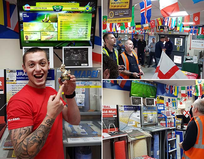 ctd denton world cup trade day competition