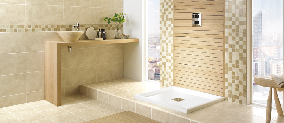 Natural Beauty tiles from GEMINI