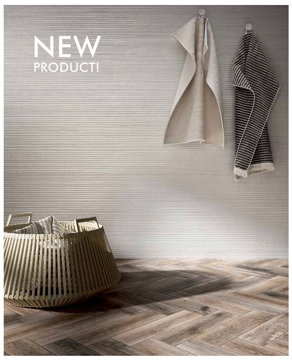The New Treverkmade Collection From Gemini Tiles Press Release - Place and press floor tiles