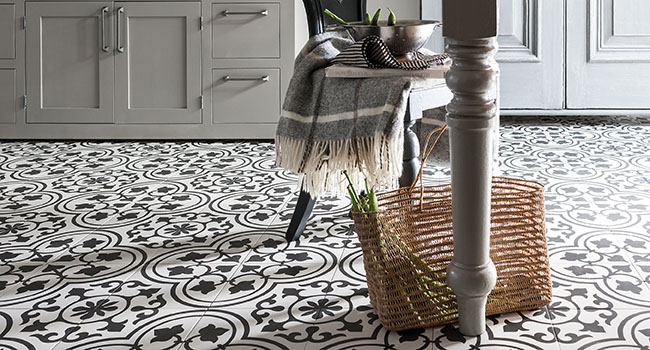 Gemini Tiles Cuban Floor Tile Collection