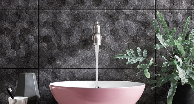 Gemini Buxy Tile Collection at CTD Hanwell