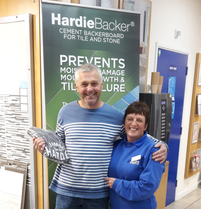 Huddersfield Hardie Backer Winner