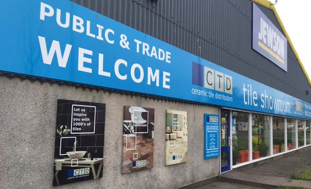 CTD Perth Shworoom & Trade Centre