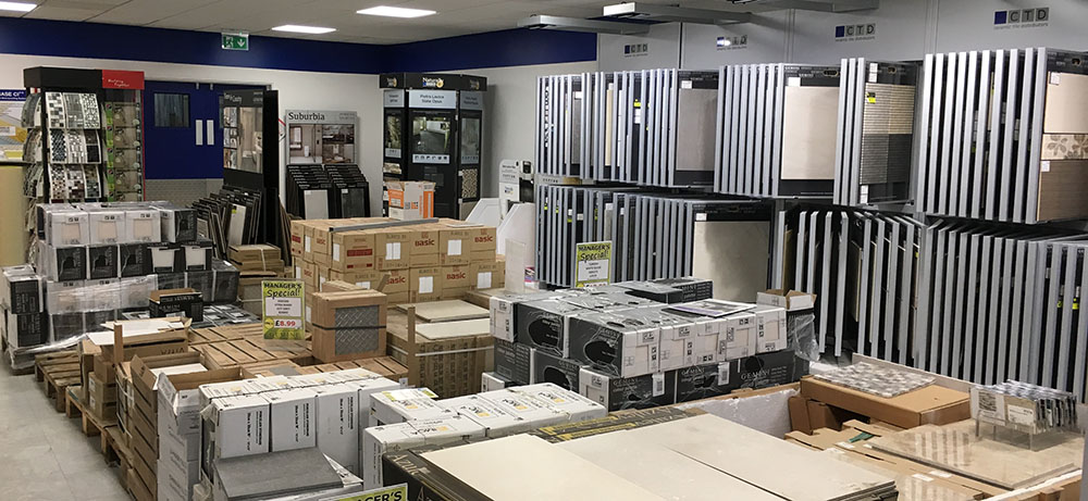 colwick tile showroom