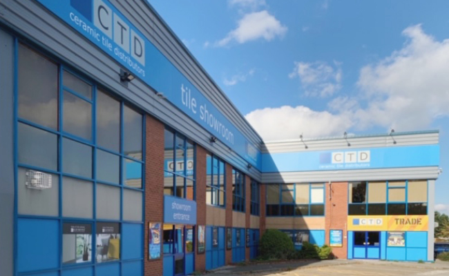 CTD Leeds Tile Showroom and Trade Centre external image