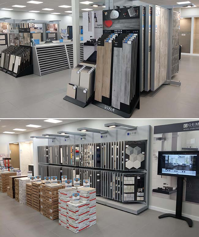 ctd Leicester inside tile showroom