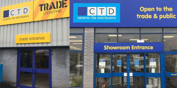 Luton Trade Centre & Tile Showroom