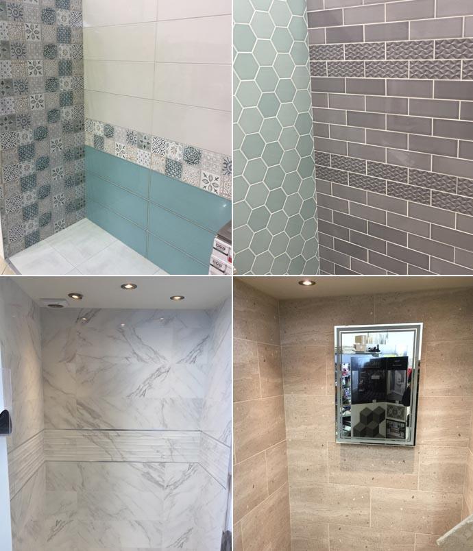 Milton Keynes Tile Display