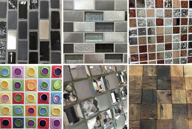 CTD Hampton Mosaic Tiles