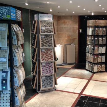 Mosaic Tiles at CTD Leeds