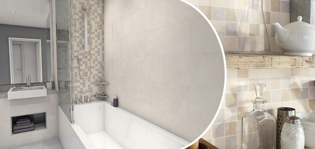 NaturaL Beauty Wall and Floor tile range