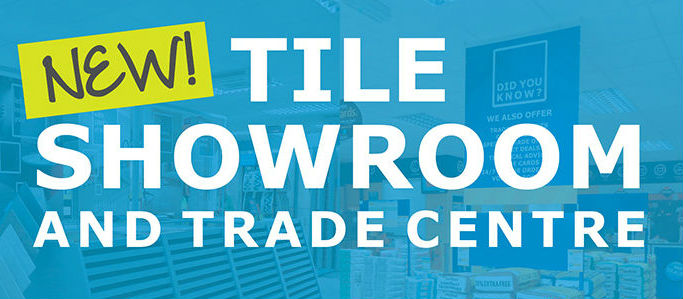 Tile Showroom and Trade Centre Opening in Royston