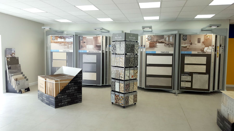 CTD Royston Tile Displays