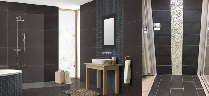Sahara tile range display
