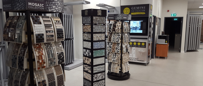 Sutton Coldfield Tile Showroom Display