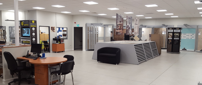 Sutton Coldfield Tile Showroom