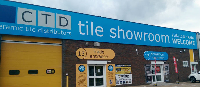 CTD Woking - Tile Showroom and Trade Centre
