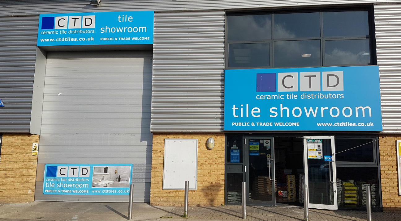 Tile showroom trade centre slough tile showroom dailygadgetfo Gallery