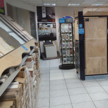 Tiles and Mosaics at CTD Coulsdon