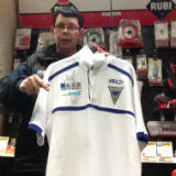 Sponsored Warrington Wolves Shirt