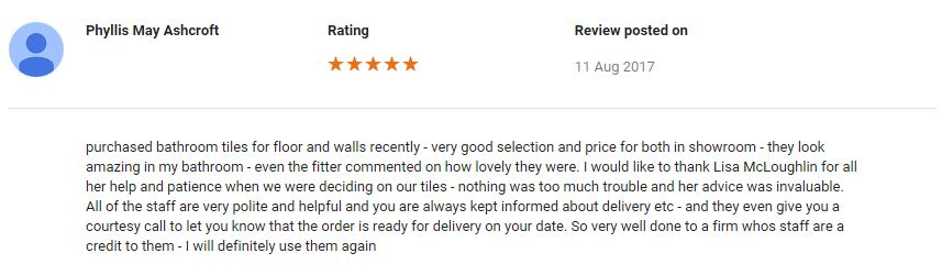 Warrington Store Review