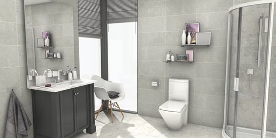 Johnson York Tile Range