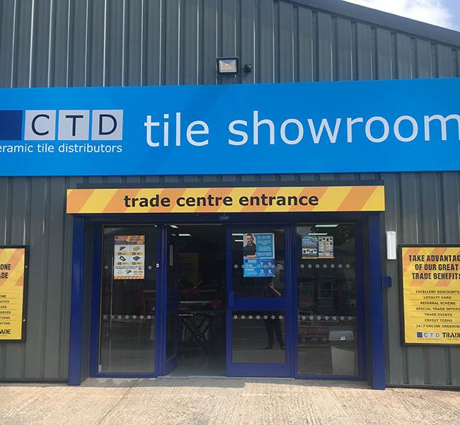 ctd macclesfield trade centre entrance