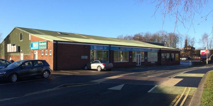 Carlisle Store Front