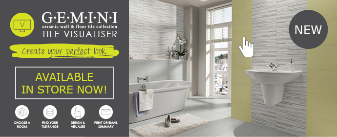Gemini tile visualiser now in store to use, or click for online version.