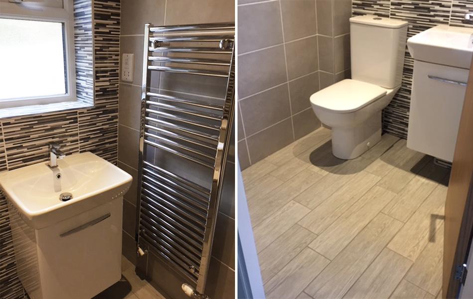 Evoke tiles in beautiful modern home