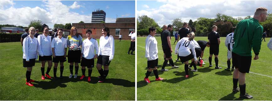 ctd kings norton charity football event