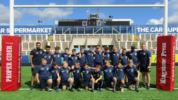 Leeds under 12's